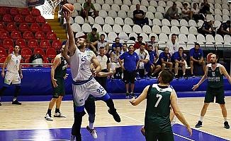 Denizli Basket kaldığı yerden devam