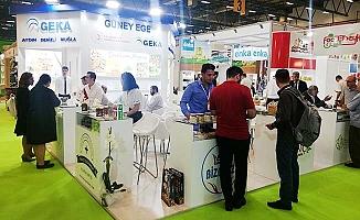 Güney Egeli gıda firmaları, Worldfood İstanbul Gıda Fuarı'nda yerlerini aldı