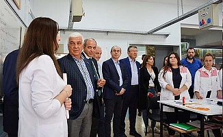 DSO ve DOSB yönetimleri toplantıda buluştu