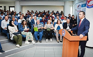 DTO, üyesi olan KOBİ'LERİ, yeni program hakkında bilgilendirdi