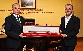 Genel Başkan Yardımcısı Kandemir'den Büyükşehir'e övgü