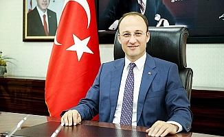 Başkan Örki'den Regaip Kandili Mesajı