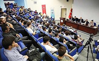 PAÜ'de 'Ermenistan'ın İşgal Politikaları' konulu uluslararası panel