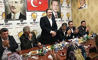 AK Parti Denizli'de kongre çalışmaları başladı