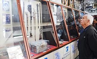 Çanakkale Destanları Müzesi Gezici TIR'ı Sarayköy'de