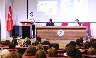 PAÜ'de deneyimli Şefler Gastronomi öğrencilerine ilham verdi