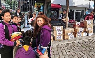 Denizli Uğur Okulları'ndan LÖSEV'e destek