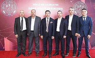 DTO'nun 3. Meslek Komitesi üye ziyaretlerini sürdürüyor