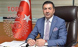 """Erdoğan'dan DTO üyelerine önemli çağrı: """"TOBB'un Türkiye 100 programına başvurun"""""""