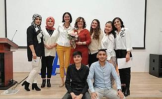 Genç İletişimciler Pınar Koç ile buluştu