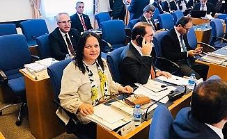 Milletvekili Ök, Ticaret Bakanlığı Bütçesi üzerine konuştu
