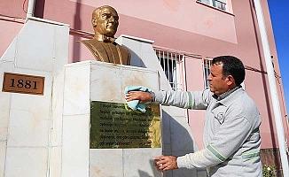 Pamukkale Belediyesi'nden 10 Kasım'a hazırlık