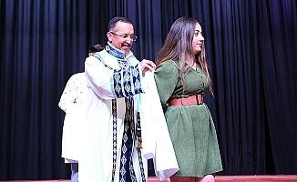 PAÜ'de Diş Hekimi adayları Önlük giydi