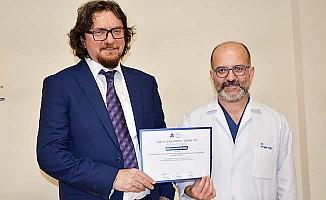 PAÜ Hastanesi aynı ödüle 2. kez layık görüldü