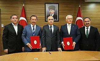 PAÜ ve MEB arasında Tezsiz Yüksek Lisans Programı protokolü