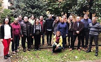 PAÜ'nün Ortağı Olduğu 21. Yüzyıl Becerileri konulu Projeye İtalya'da start aldı