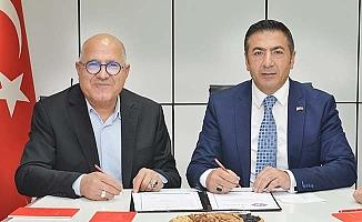 Protokol İmzaladı: Anadolu'daki ilk istasyon, Denizli'de kurulacak