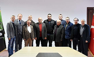 DEN-GÖÇ-DER'den Denizlispor'a destek