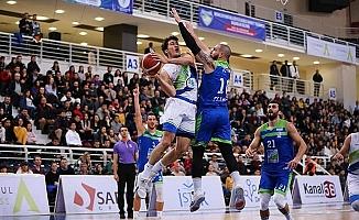 Merkezefendı Basket Petkimspor'a hazır