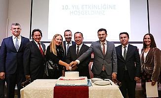 PAÜ Turizm Fakültesi 10 yaşında