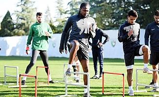 Yukatel Denizispor, Başakşehir maçının hazırlıklarına başladı