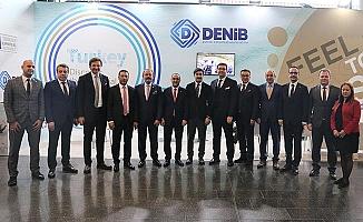 DENİB Başkanı Memişoğlu Heimtextil Fuarını değerlendirdi