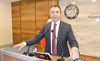 DTO Başkanı Erdoğan, yeni yıldan umutlu