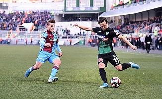 Horoz penaltılarda kupadan elendi