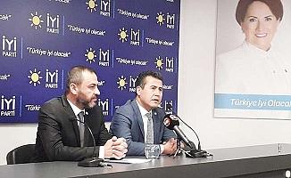 İyi Parti Pamukkale'de Çobanoğlu yeniden aday