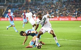 Trabzonspor: 2 - Denizlispor: 0