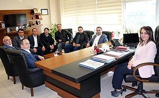 Başkan Akcan ve Muhtarlar talep etti Öztürk, Çallılar'a söz verdi