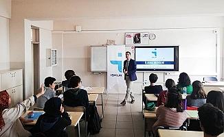 Denizli İŞKUR'dan lise öğrencilerine seminer