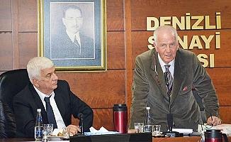 DSO'da Global Ekonomide Gelişmeler ve Denizli'nin Potansiyeli konuşuldu