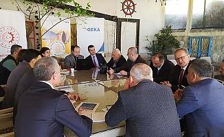 GEKA, Eko-Turizm Çalıştaylarına Buldan'da devam etti