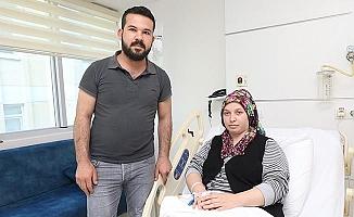 Laparoskopik cerrahi yeniden umut oldu