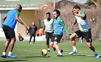 Malatyaspor maçının hazırlıkları sürüyor