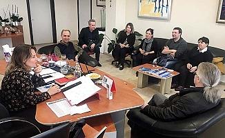 PAÜ, Erasmus proje ortağını ağırladı