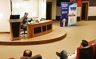 PAÜ Teknokent oyun sektörünün önemli isimlerinden Mevlüt Dinç'i ağırladı