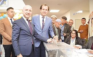 AK Parti Sarayköy 7'inci Olağan İlçe Kongresi yapıldı