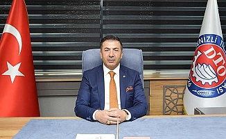 """DTO Başkanı Uğur Erdoğan'dan güç birliği çağrısı: """"Elbirliğiyle her sorunun üstesinden geliriz"""""""