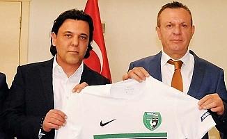 Yukatel'in Denizlispor'a desteği sürüyor