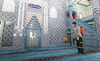 Honaz'da camiler 29 Mayıs'a hazırlanıyor