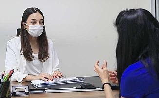 Pamukkale Belediyesi'nden vatandaşlara psikolojik destek