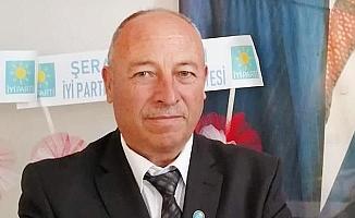 Baklan İYİ Parti'de istifa