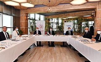 GEKA'nın 130'uncu Yönetim Kurulu Toplantısı Denizli'de gerçekleştirildi