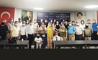 İYİ Parti Denizli il yönetimi görev dağılımını yaptı