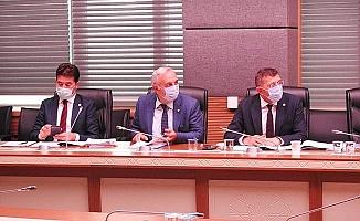 İYİ Parti'de 2 Meclis Komisyonu Öztürk'e emanet