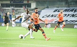 M. Başakşehir: 2 - Y. Denizlispor: 0