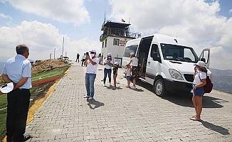 Turizm Komisyonu üyeleri Çameli'ye hayran kaldı