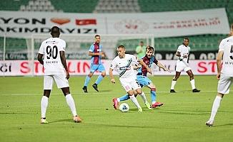 Y. Denizlispor: 2 - Trabzonspor: 1